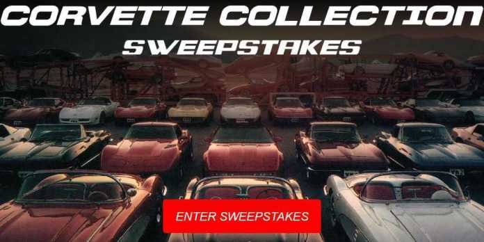 The Lost Corvettes Heroes Giveaway Sweepstakes