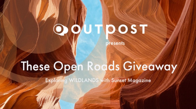 These Open Roads Giveaway