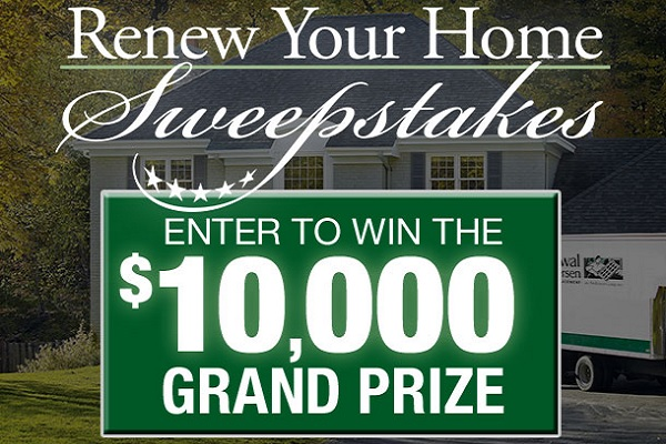 Renewal By Andersen Home Makeover Sweepstakes