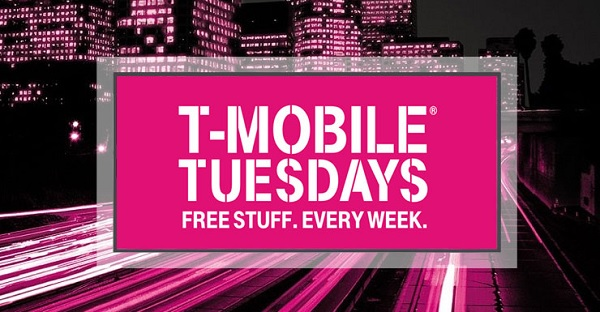 T-Mobile Tuesdays Game Sweepstakes