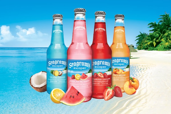 The Real Seagram's Escapes Sweepstakes