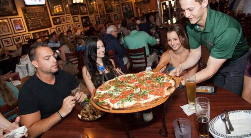 Anthonys Coal Fired Pizza Guest Satisfaction Survey