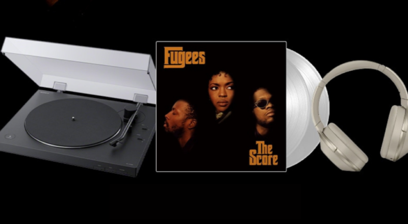 Fugees The Score Prize Pack Giveaway