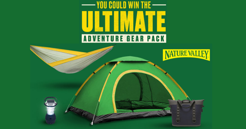Nature Valley Bin it to Win it Sweepstakes