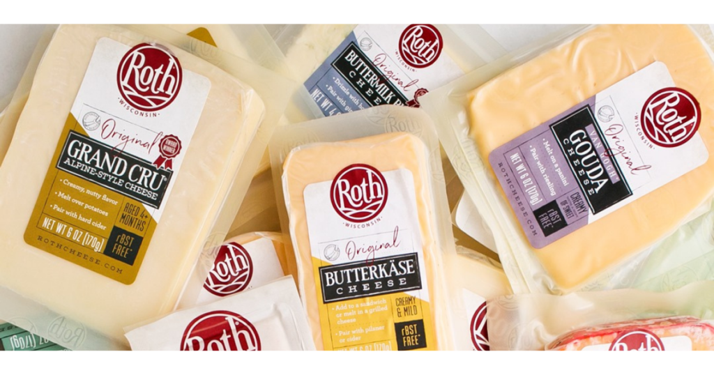 Roth Cheese International Womens Day Giveaway