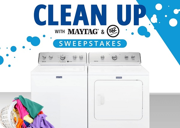 Rent A Center Washer and Dryer Sweepstakes
