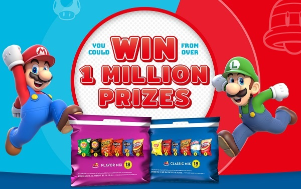 Frito-Lay Variety Packs Instant Win Game