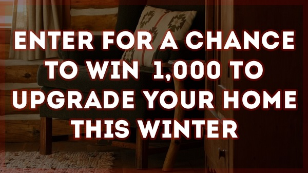 Corona Cozy at Home Cabin Sweepstakes
