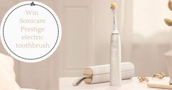 Sonicare Prestige Electric Toothbrush Giveaway