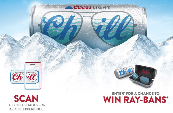 Coors Light Summer Sweepstakes