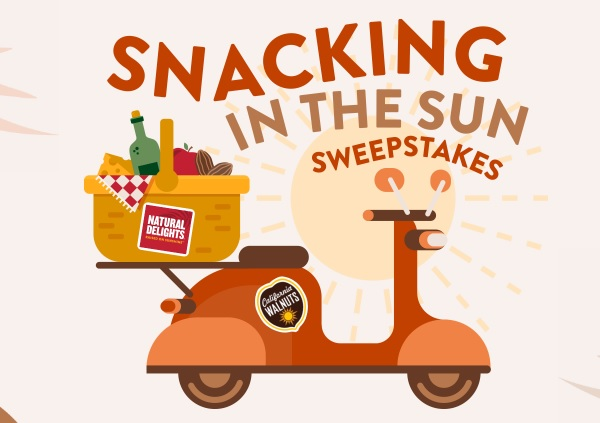 Natural Delights Summer Sweepstakes