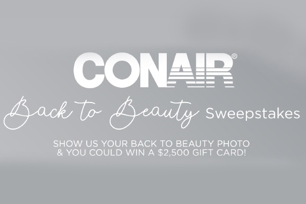 Conair Back to Beauty Sweepstakes
