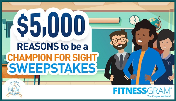 Champions for Sight Sweepstakes