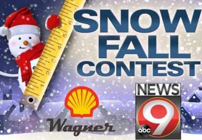 WAOW First Snowfall Contest