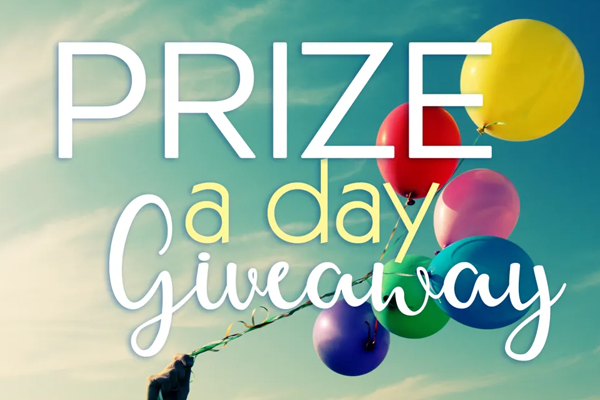 The Prize-A-Day Giveaway